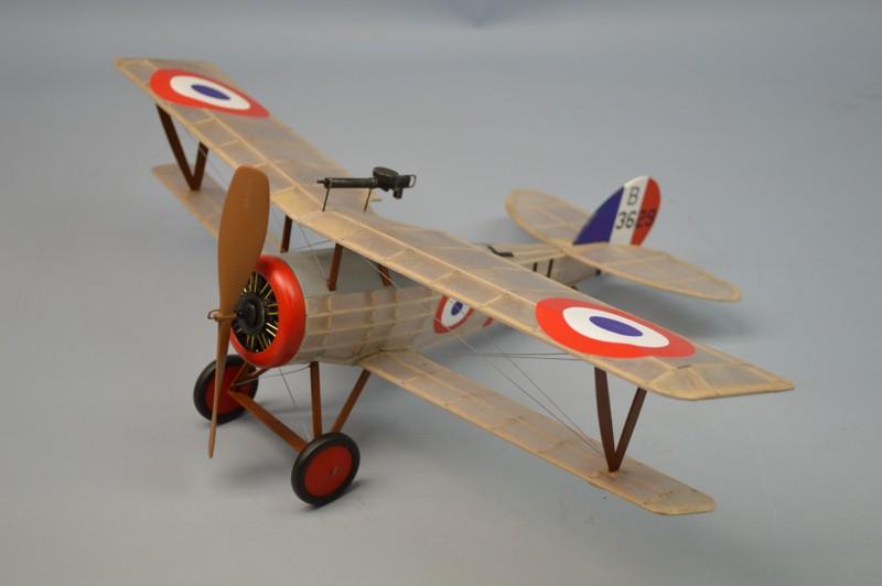 Nieuport 27 18 Quot Wingspan Airplane Kit