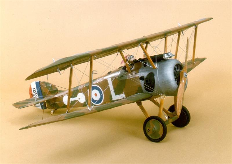 Guillows Sopwith Camel Laser Cut 28 Quot