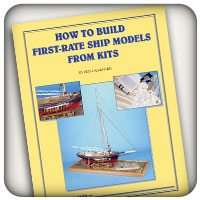 Ship Modeling Books