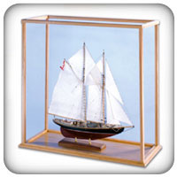 Ship Model Displays