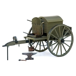 GUNS OF HISTORY CIVIL WAR BATTERY FORGE 1:16 SCALE