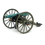 GUNS OF HISTORY NAPOLEON CANNON 12-LBR  1:16 SCALE