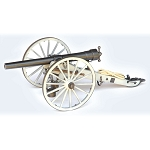 GUNS OF HISTORY WHITWORTH CANNON 12-LBR 1:16 SCALE