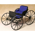 MODEL TRAILWAYS 19C. DOCTOR BUGGY       1:12 SCALE