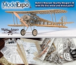 MODEL AIRWAYS NIEUPORT 28 RICKENBACKER  1:16 SCALE