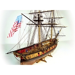 Model Expo US BRIG SYREN  1:64 SCALE
