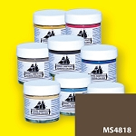 1 Oz. Deep Brown - Model Expo Paint - Historic marine colors - MS4818