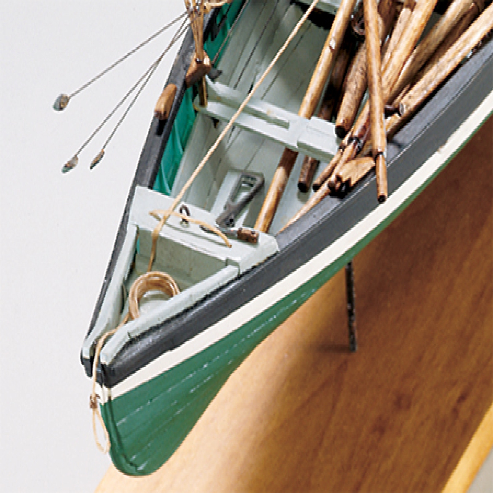 Model Expo NEW BEDFORD WHALEBOAT 1:16 SCALE