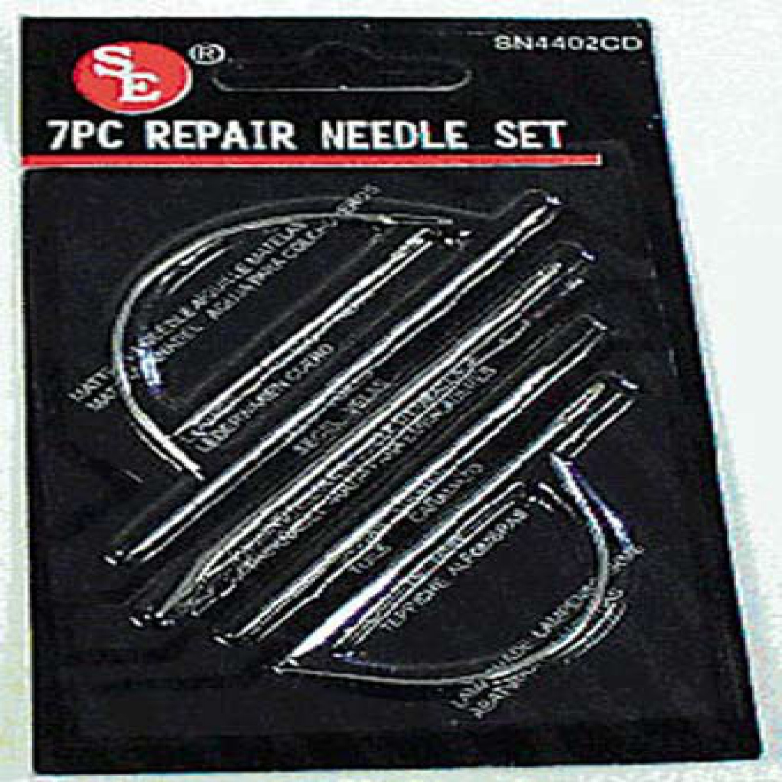 Sailmaking Needle Set