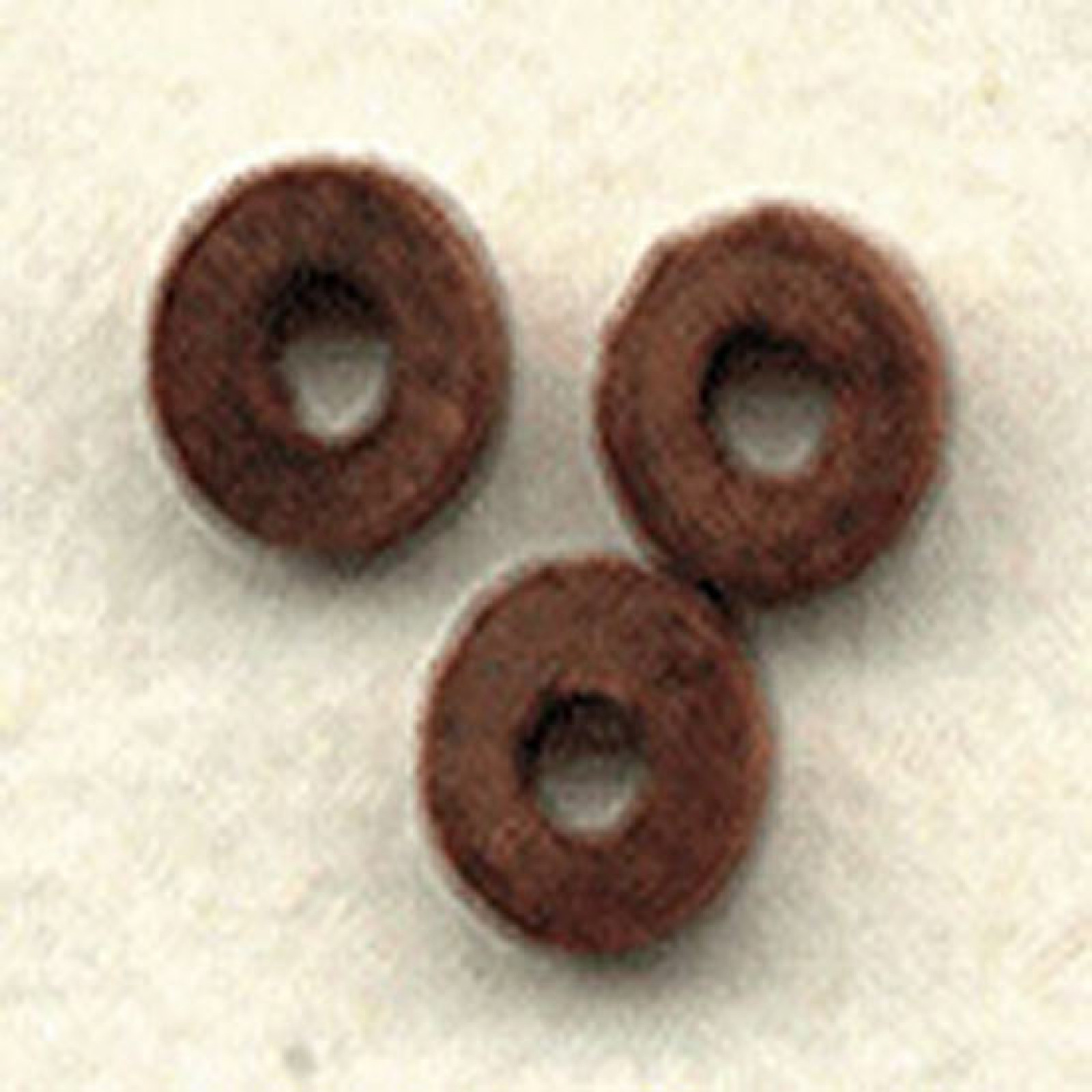 CANNON WHEELS (TRUCKS) 5/32 (4MM) 12/ PAK