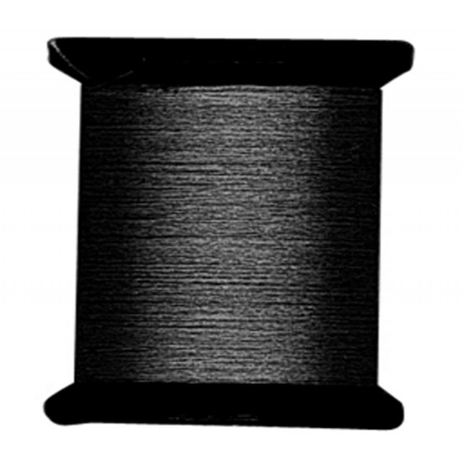 RIGGING, BLACK POLYESTER THREAD .13mm 50 Yds