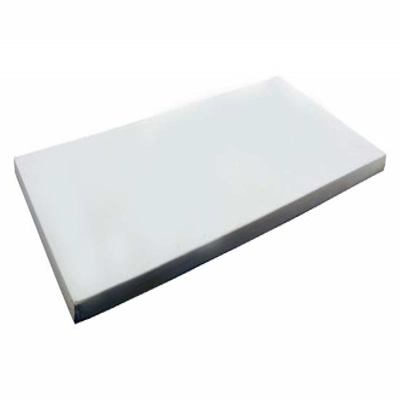 CERAMIC SOLDERING BOARD - 6  X 12  WITH FEET