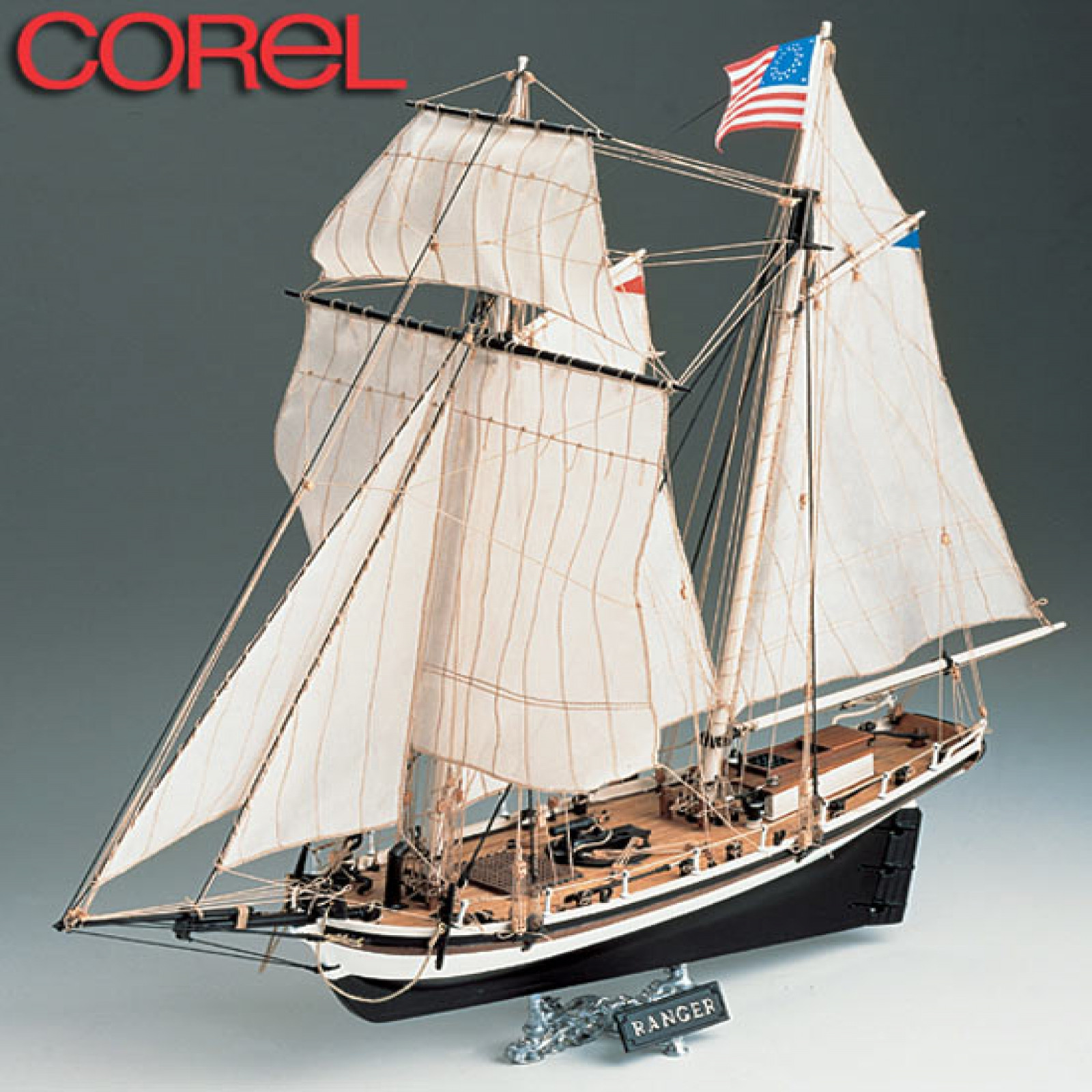 COREL RANGER U S REVENUE CUTTER 1:50