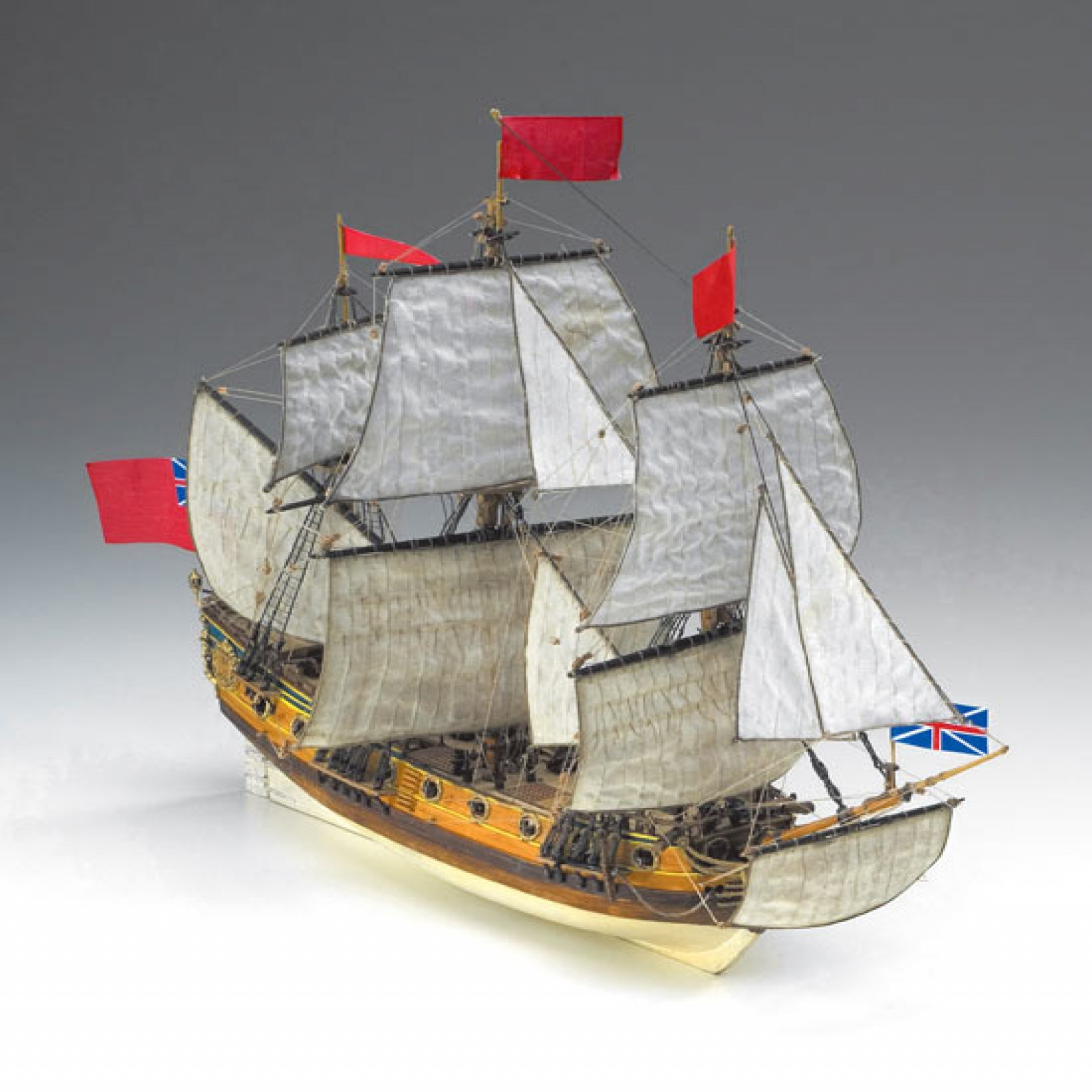 COREL HMS PEREGRINE WOOD SHIP KIT