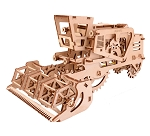 Ugears - Combine/Harverster- Laser Cut Wood - 154 Parts