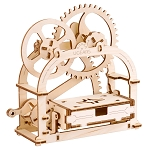 Ugears - Storage Box- Laser Cut Wood - 61 Parts