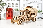 Ugears - Tanker - Laser Cut Wood - 594 Parts