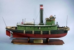 DUMAS #1238 BROOKLYN TUG KIT Scale 1:32