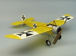 Fokker E.iii Eindecker  Airplane Kit
