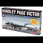 LIN 70565  Handley Page Victor -- Plastic Model Airplane Kit  - 1/96 Scale