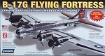Lindberg B-17G Flying Fortress New in Sealed Box - Closeout - Save 50%