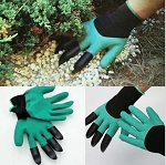 Garden Genie Gloves - Gardening with Grit - As seen on T.V. - This offer is for 2 pair of gloves.