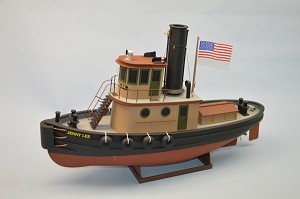 DUMAS #1268 JENNY LEE HARBOR TUGBOAT Scale 1:32