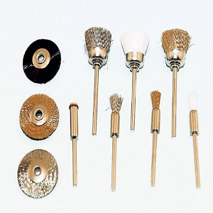 10-PC. WIRE BRUSH ASSORTMENT