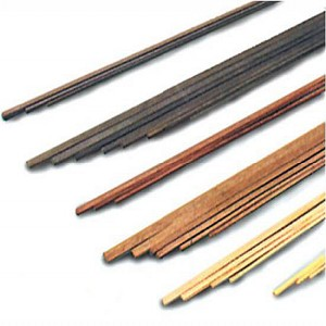 "BASSWD STRIP 1/32 X 1/4 X 24""   PK OF 6"