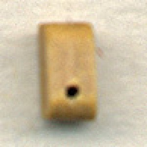 "BLOCK, SINGLE, BOXWOOD 3/16""  5MM - 150/PK"