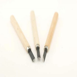 3-Pc. Woodcarving Set