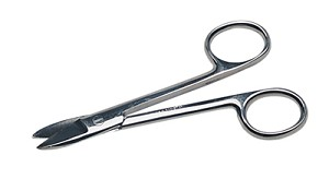 STRAIGHT CROWN SCISSOR