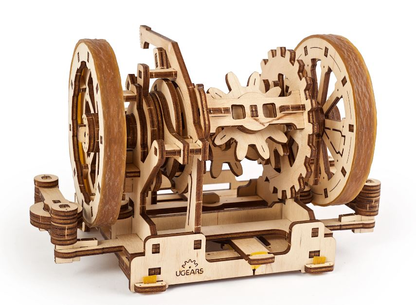UGears STEM LAB Differential UTG0066