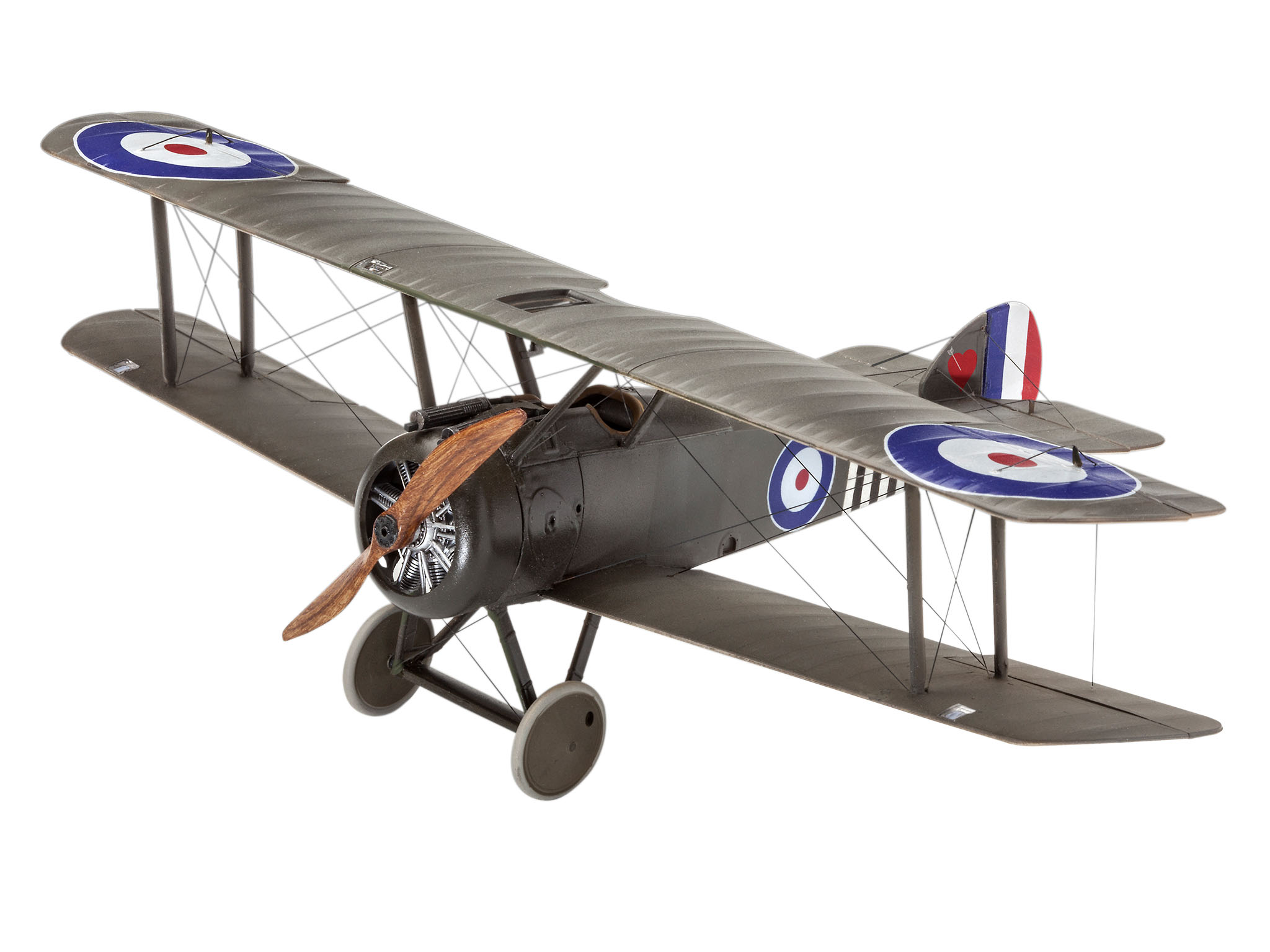 Revell of Germany British Legends 100 Years RAF: Sopwith Camel 1:48 Scale