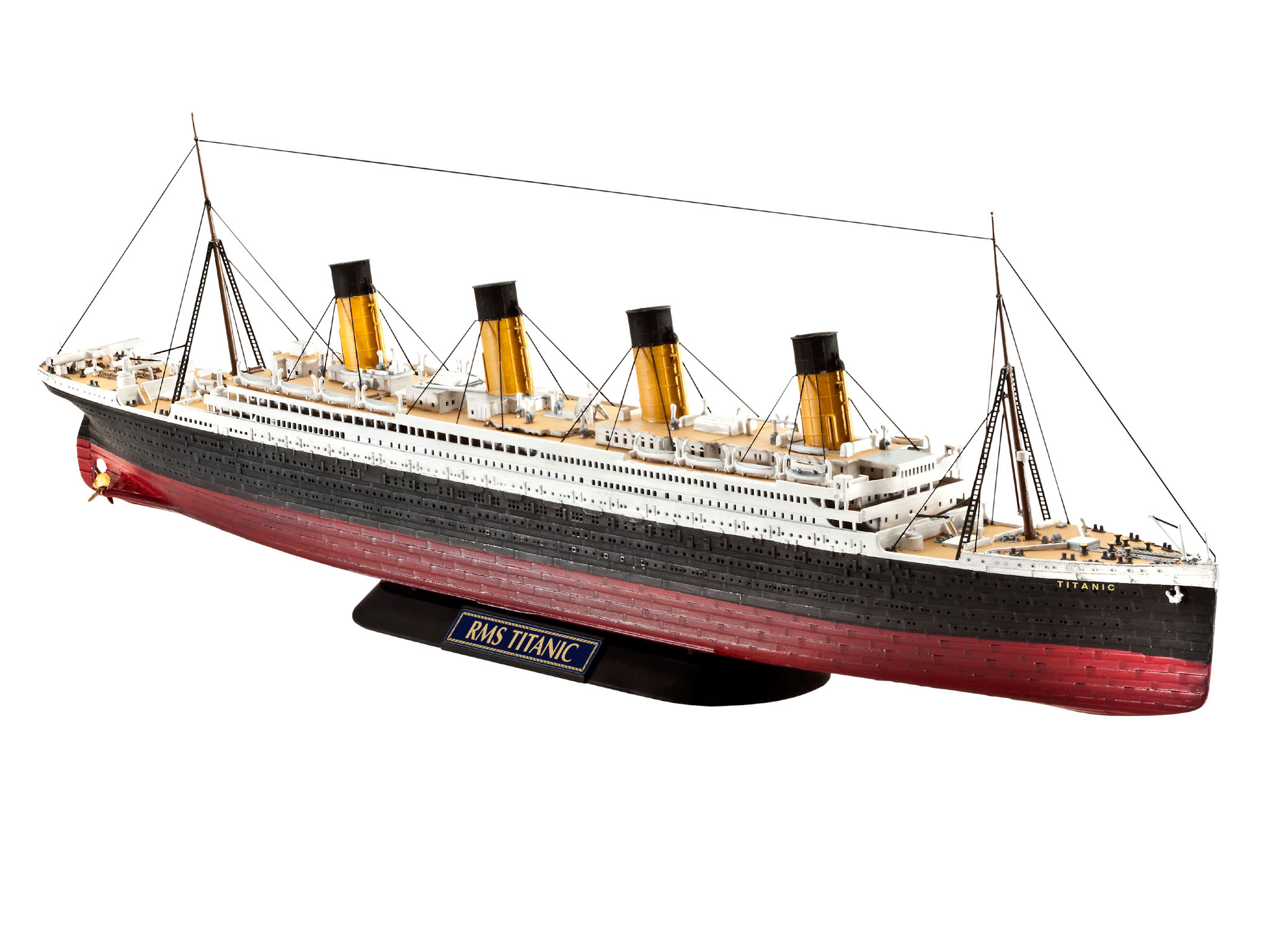 Revell of Germany RMS Titanic 1:700 Scale
