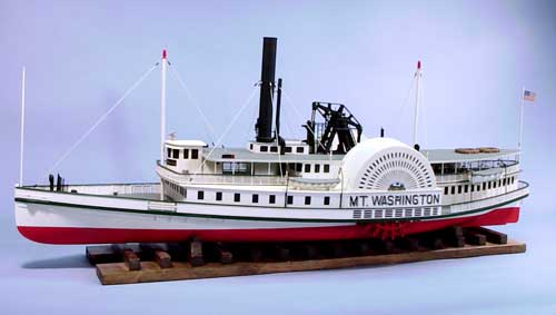 Dumas #1235 MT. WASHINGTON KIT Scale 1:48