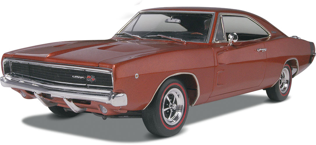 Revell 1968 Dodge Charger R/T 1:25 Scale
