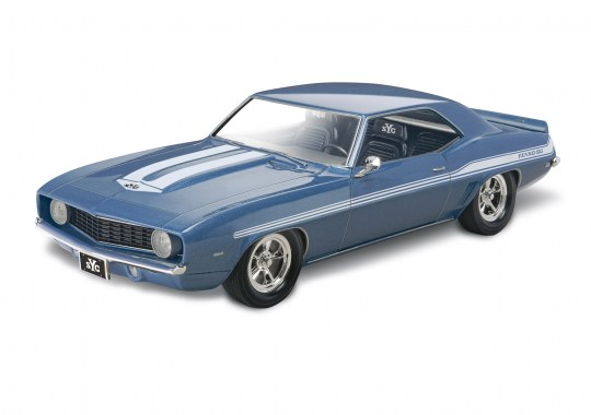 Revell of Germany The Fast and the Furious 1969 Chevy Yenko SC Camaro 1/25 Scale