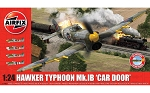 AirFix Hawker Typhoon 1b - Car Door 1:24 Scale
