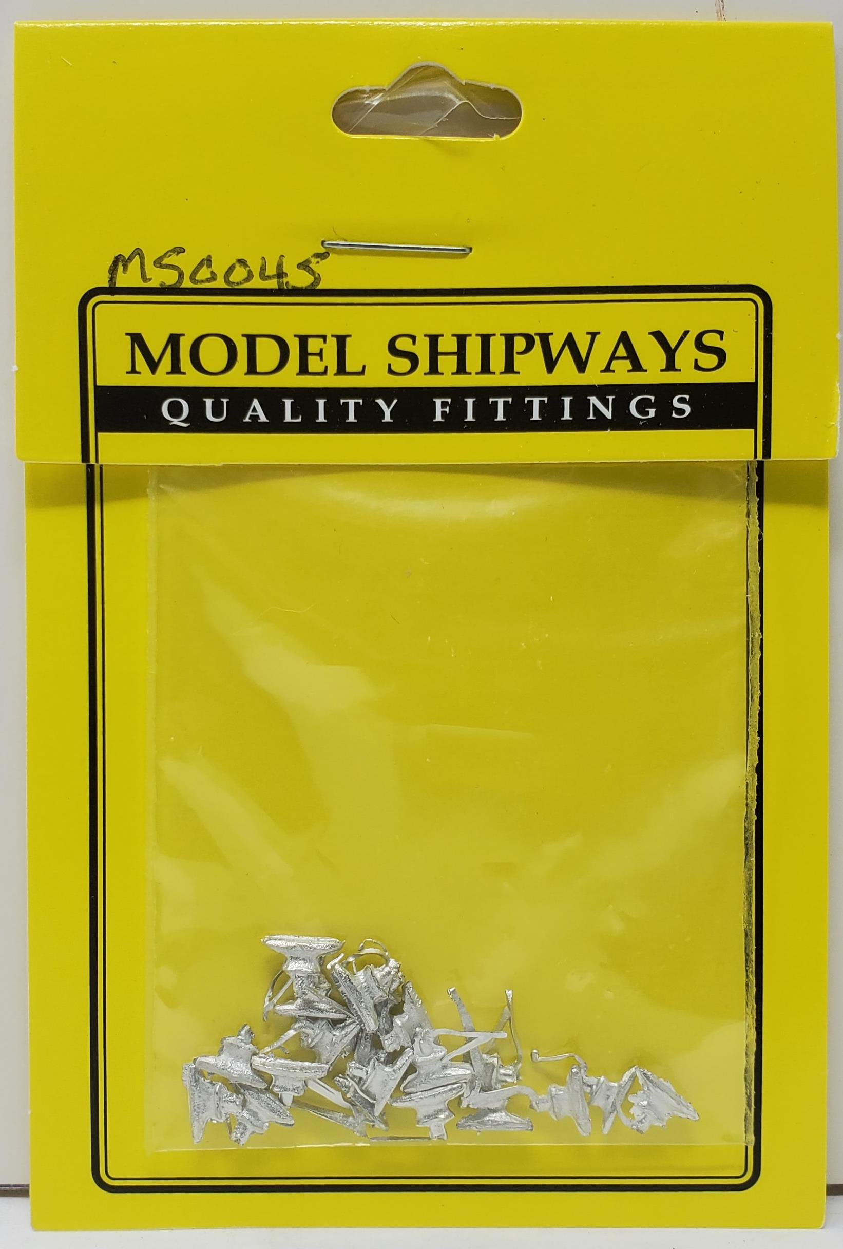 Model Shipways CLEAT, Two Horned 3/16