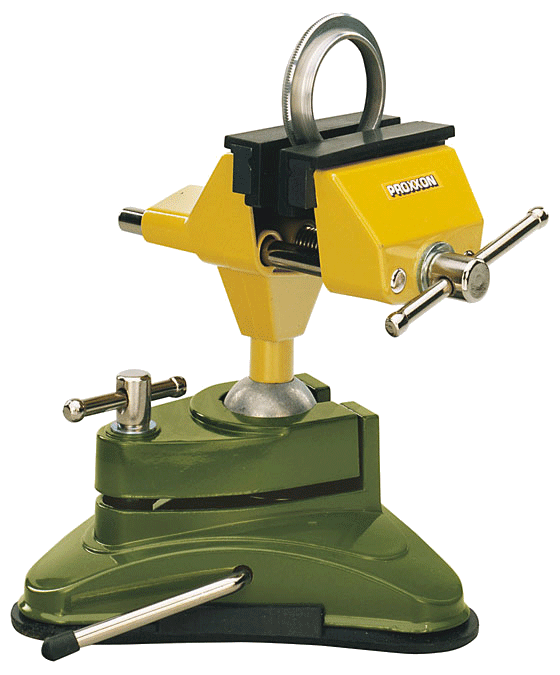 Proxxon Precision Vise FMZ with Clamp