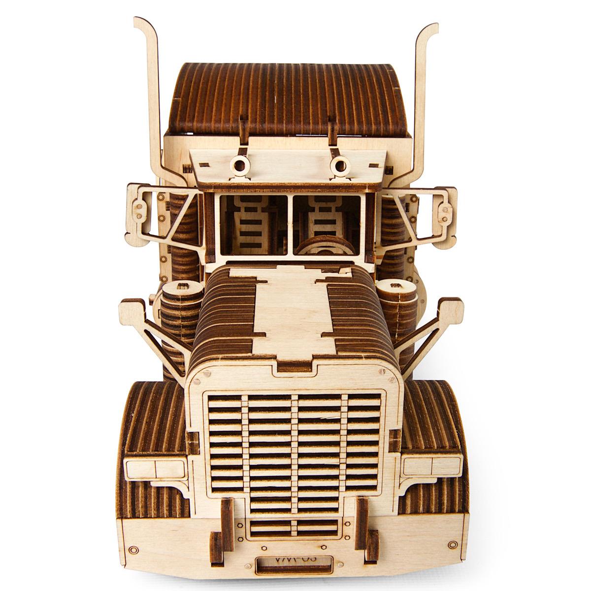 Ugears - HEAVY BOY TRUCK VM-03 - Laser Cut Wood - 541 Parts