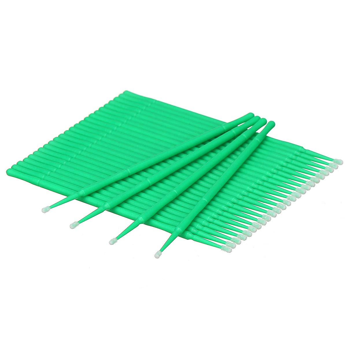 Disposable Micro Applicator Brush, Bendable Ultra fine 100 pack