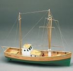 Mantua Model 702 Amalfi Mediterranean Fishing Boat 1:35