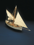 Mantua Model 744 Santa Lucia Cargo Ship 1:43