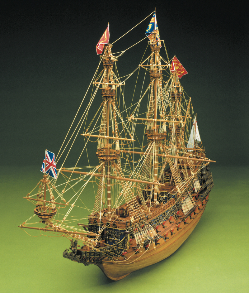 Mantua Model 787 Sovereign of the Seas - Scale 1:78