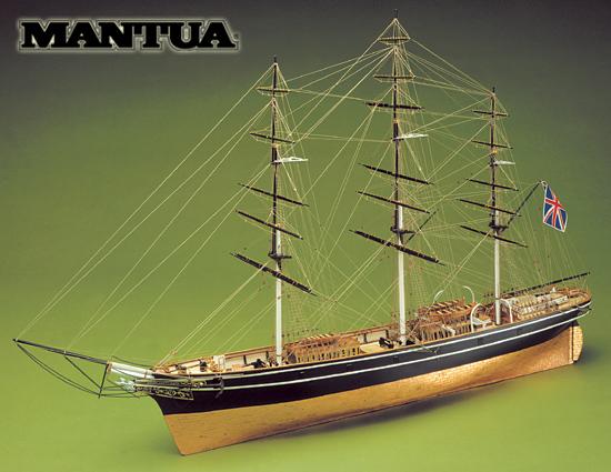 mantua model 789 cutty sark