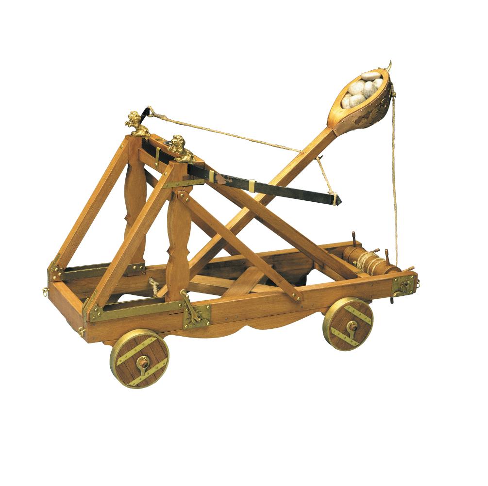 Mantua Model 817 Ancient Roman Catapult 1:12 Scale