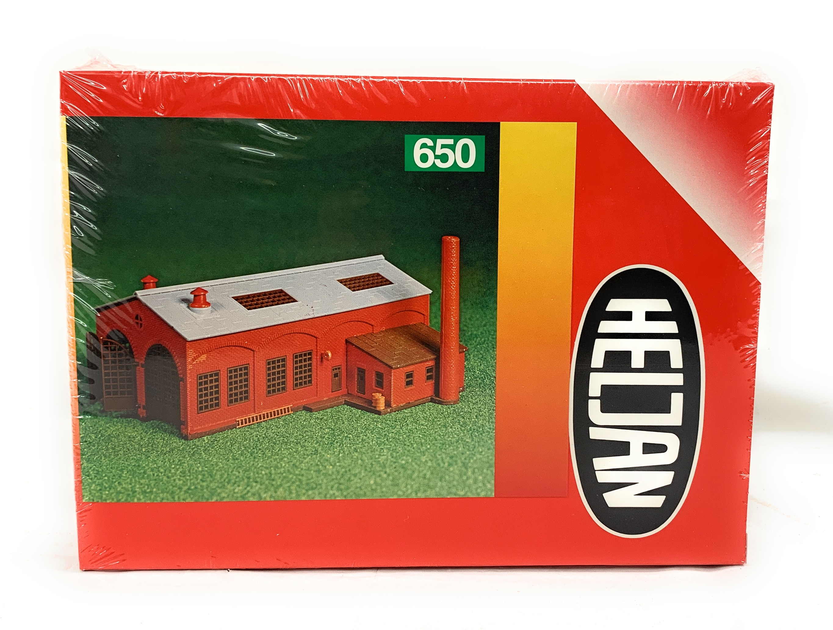 Heljan N Scale Engine House Kit Plastic Kit