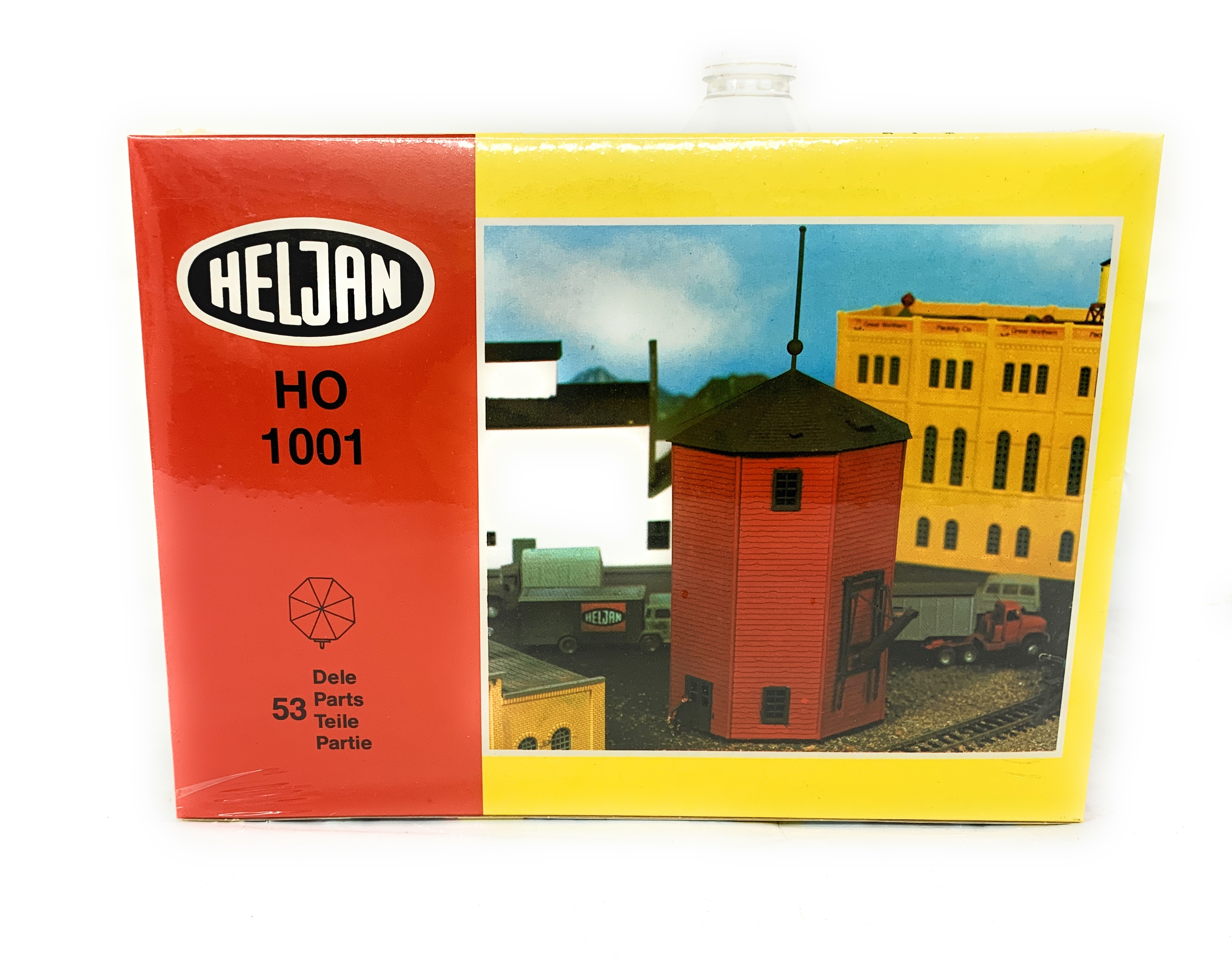 Heljan Watertower HO Scale